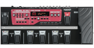 pedale looper boss rc 300